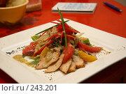 Купить «Кулинария - готовое блюдо», фото № 243201, снято 22 сентября 2018 г. (c) Harry / Фотобанк Лори