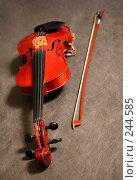 Купить «Скрипка», фото № 244585, снято 3 апреля 2008 г. (c) Морозова Татьяна / Фотобанк Лори
