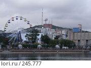 Купить «Набережная г.Владивосток», фото № 245777, снято 8 сентября 2007 г. (c) Наталья Чуб / Фотобанк Лори