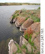 Ириклинское водохранилище. Стоковое фото, фотограф RuS / Фотобанк Лори