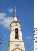 Купить «Церковь в Боровске», фото № 247729, снято 18 ноября 2017 г. (c) Лифанцева Елена / Фотобанк Лори