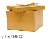 Подарочная упаковка. Стоковое фото, фотограф Алексей Камалдинов / Фотобанк Лори