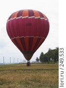 Купить «Воздушный шар», фото № 249533, снято 5 августа 2006 г. (c) Александр Максимов / Фотобанк Лори