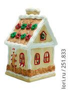 Купить «Сахарный домик», фото № 251833, снято 15 апреля 2008 г. (c) Лебедев Максим / Фотобанк Лори