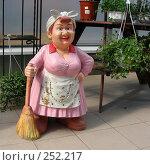 Купить «Уличная скульптура для дачи», эксклюзивное фото № 252217, снято 9 апреля 2008 г. (c) lana1501 / Фотобанк Лори