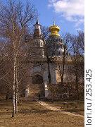 Купить «Истра. Воскресенский Ново-Иерусалимский монастырь.», фото № 253425, снято 29 марта 2008 г. (c) Julia Nelson / Фотобанк Лори