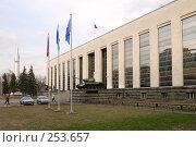 Купить «Центральный музей вооруженных сил (Москва)», фото № 253657, снято 22 марта 2008 г. (c) Дмитрий Яковлев / Фотобанк Лори