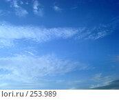 Купить «Облака», фото № 253989, снято 14 апреля 2008 г. (c) Татьяна Богатова / Фотобанк Лори