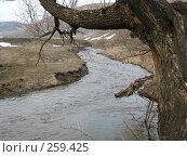 Купить «Течет река», фото № 259425, снято 6 апреля 2008 г. (c) Равиль Шангараев / Фотобанк Лори
