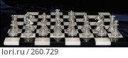 Купить «Шахматные фигуры. Декоративные изделия из серебра.», фото № 260729, снято 16 марта 2005 г. (c) Виктор Филиппович Погонцев / Фотобанк Лори