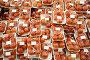 Упаковки томатов, фото № 260745, снято 20 октября 2016 г. (c) Losevsky Pavel / Фотобанк Лори