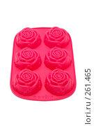 Купить «Форма для пирожных», фото № 261465, снято 24 апреля 2008 г. (c) Угоренков Александр / Фотобанк Лори