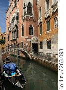 Купить «Венеция, Италия», фото № 263093, снято 12 июня 2007 г. (c) Сергей Лисов / Фотобанк Лори