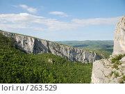Купить «Гора Учка . Хорватия», фото № 263529, снято 26 апреля 2008 г. (c) Екатерина Овсянникова / Фотобанк Лори