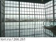 Купить «Стеклянный холл», фото № 266261, снято 23 февраля 2008 г. (c) Литова Наталья / Фотобанк Лори