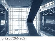 Купить «Современный холл», фото № 266265, снято 23 февраля 2008 г. (c) Литова Наталья / Фотобанк Лори