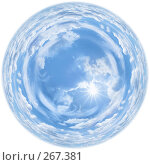Купить «Глобус летнего неба», фото № 267381, снято 6 августа 2007 г. (c) Tamara Kulikova / Фотобанк Лори