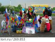 Торговля  игрушками в парке (2008 год). Редакционное фото, фотограф lana1501 / Фотобанк Лори