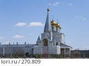 Купить «Свято-Введенский собор. Караганда», фото № 270809, снято 2 мая 2008 г. (c) Михаил Николаев / Фотобанк Лори