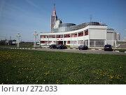 Купить «Пожарная часть №55 в Куркино», фото № 272033, снято 4 мая 2008 г. (c) Игорь Веснинов / Фотобанк Лори