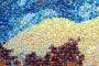 Фрагмент мозаики, фото № 274637, снято 3 января 2008 г. (c) Дмитрий Тарасов / Фотобанк Лори