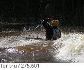 Купить «Каякер», фото № 275601, снято 20 мая 2006 г. (c) Бурмакин Валерий Витальевич / Фотобанк Лори