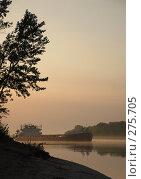Купить «Утро на Дону», фото № 275705, снято 2 мая 2008 г. (c) Игорь Струков / Фотобанк Лори