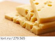 Купить «Сыр», фото № 279565, снято 20 сентября 2005 г. (c) Кравецкий Геннадий / Фотобанк Лори