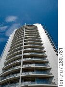 Купить «Верхние этажи высотного дома в Сочи», фото № 280781, снято 11 мая 2008 г. (c) Игорь Р / Фотобанк Лори