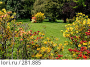 Купить «Парк Шёнбрунн, Вена, Австрия», фото № 281885, снято 6 мая 2008 г. (c) Лифанцева Елена / Фотобанк Лори