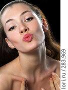 Купить «Поцелуй», фото № 283969, снято 9 сентября 2006 г. (c) Константин Юганов / Фотобанк Лори