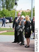 Купить «Рассказ ветерана», эксклюзивное фото № 284121, снято 9 мая 2008 г. (c) Игорь Веснинов / Фотобанк Лори