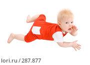 Купить «Малыш 7 месяцев», фото № 287877, снято 29 февраля 2008 г. (c) Вадим Пономаренко / Фотобанк Лори