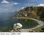 Купить «Озеро Байкал», фото № 289141, снято 10 сентября 2007 г. (c) Andrey M / Фотобанк Лори