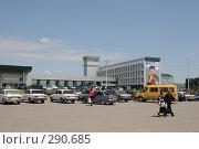 Купить «Аэропорт города Грозный», фото № 290685, снято 18 мая 2008 г. (c) Free Wind / Фотобанк Лори
