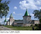 Купить «Ипатиевский монастырь», фото № 291029, снято 6 августа 2007 г. (c) sav / Фотобанк Лори