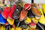 Арабская обувь, фото № 297137, снято 25 февраля 2008 г. (c) Олег Селезнев / Фотобанк Лори