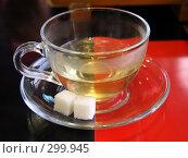 Купить «Гламурная чашка чая», эксклюзивное фото № 299945, снято 19 апреля 2008 г. (c) Juliya Shumskaya / Blue Bear Studio / Фотобанк Лори