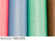 Купить «Разноцветный пластилин», фото № 300605, снято 25 мая 2008 г. (c) Угоренков Александр / Фотобанк Лори
