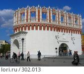Купить «Москва.Кутафья башня.», эксклюзивное фото № 302013, снято 27 апреля 2008 г. (c) lana1501 / Фотобанк Лори