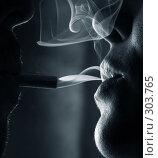 Купить «Курящие люди», фото № 303765, снято 7 апреля 2008 г. (c) Морозова Татьяна / Фотобанк Лори