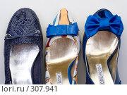 Женские туфли (2008 год). Редакционное фото, фотограф Harry / Фотобанк Лори