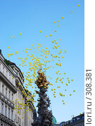 Купить «Празднование 1 мая в Вене», фото № 308381, снято 1 мая 2008 г. (c) Лифанцева Елена / Фотобанк Лори