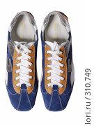 Купить «Туфли на белом фоне», фото № 310749, снято 29 мая 2007 г. (c) Илья Лиманов / Фотобанк Лори
