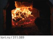 Купить «Русская печь», фото № 311089, снято 19 апреля 2008 г. (c) Иван Авдеев / Фотобанк Лори