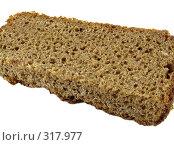 Купить «Кусочек ржаного хлеба», фото № 317977, снято 10 июня 2008 г. (c) Ivan Markeev / Фотобанк Лори