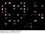 Влюбленный дом. Стоковое фото, фотограф Барабанов Максим Олегович / Фотобанк Лори