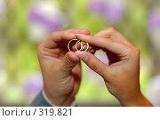 Купить «Свадьба», фото № 319821, снято 7 июня 2008 г. (c) Алексеев Сергей / Фотобанк Лори