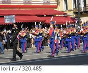 Духовой оркестр ВАС (2008 год). Редакционное фото, фотограф Софья Краевская / Фотобанк Лори