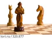 Купить «Шахматы», фото № 320877, снято 13 июня 2008 г. (c) Александр Лядов / Фотобанк Лори